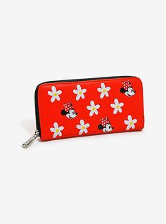 Loungefly Disney Minnie Mouse Daisy Wallet,