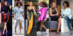 Blake Lively Outfits - Editor Wears 10 Outfits in a Day Like Blake Lively
