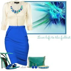 To The Fullest, created by christa72 on Polyvore