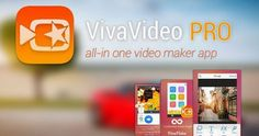 VivaVideo is one of the best video camera & video editor apps in Android market. It has over 100 million users all over the world so far and has been featured in Google Play many times ranked as No.1 free video editor & video maker app in 70 countries. With VivaVideo you can easily create your video story and share with your friends & family transforming everyday moments into works of art as you want. Vivavideo pro version has followings extra features:  Watermark-free videos  Unlimited…