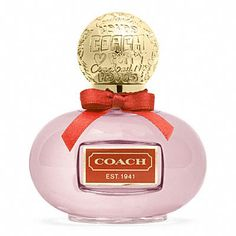 Coach Poppy Perfume Spray...love!! #favoritethingsgiveaway