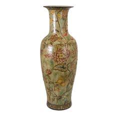 Imax Oversized Hargrove Vase, Brown (Porcelain)