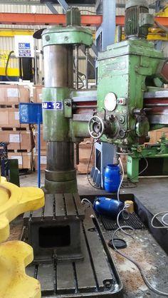 CESPEL - Radial drilling Drill, Fire, Hole Punch, Drills, Drill Press