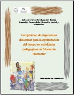 SITUACIONES DE APRENDIZAJE - Educacion preescolar zona 33