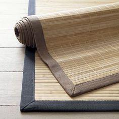 Bamboo Mocha Rug