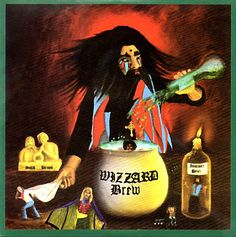 ROY WOOD - WIZZARD - Wizzard Brew CD  (Wizard)