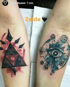 Zelda tattoo's - Zelda tattoo's - Gamer Tattoos, Maori Tattoos, Anime Tattoos, Tattoos For Guys, Tattoos For Women, Future Tattoos, Legend Of Zelda Tattoos, The Legend Of Zelda, Tattoo Bicep