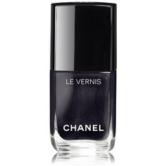 Chanel Beauty Le Vernis Nail Polish/0.4 Oz. ($28) ❤ liked on Polyvore featuring beauty products, nail care, nail polish, makeup, nails, beauty, chanel nail varnish, chanel nail lacquer, shiny nail polish and chanel