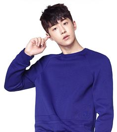 Nam Joo Hyuk - YG Family Website Profile Picture as Actor