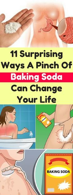Here 11 Surprising Ways A Pinch Of Baking Soda Can Change Your Life!!!! - All What You Need Is Here