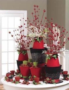 Top 100 Christmas Table Decorations  Christmas Decorating