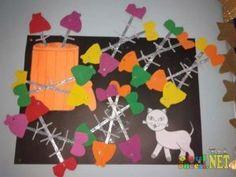 cat bulletin boards idea