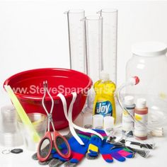 The Ultimate Dry Ice Science Kit @ steve spangler