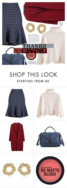 """""""I am Thankful for ..."""" by tasnime-ben ❤ liked on Polyvore featuring Lafayette 148 New York and Anja"""