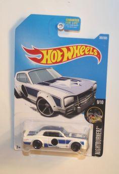 J28 2017 Hot Wheels FACTORY SET Orange /'68 Chevy Nova #61