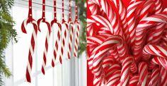Come fare: I bastoncini di zucchero per Natale fatti in casa