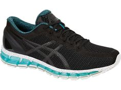 GEL-Quantum 360 Black/Black 7 - ASICS men's running shoes