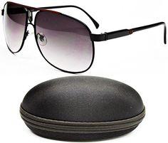 2da3e36243 D516CC Designer Eyewear Turbo Aviator Metal Sunglasses E589 Blackred uv400    Want additional info  Click on the image.