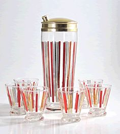 Exceptional Vintage Barware   Google Search