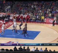 NBA: les highlights de Blake Griffin (Clippers), 45 points la nuit dernière et MVP - vidéo