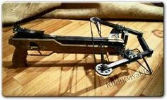 Image result for diy spring crossbow