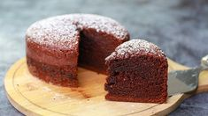 Chocolate Condensed Milk Cake | Eggless & Without Oven | Yummy - YouTube Eggless Chocolate Cake, Amazing Chocolate Cake Recipe, Milo Cake, Condensed Milk Desserts, Dessert Cake Recipes, Baking Recipes, Healthy Recipes, No Bake Cake, Cupcake Cakes