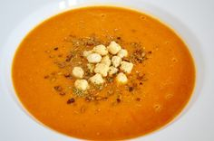 Gluten and Dairy Free Tomato and Lentil Soup