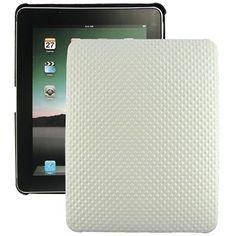 Parlament (Hvit) iPad Dekse