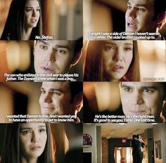 "#TVD 8x16 ""I Was Feeling Epic"" - Elena and Stefan"