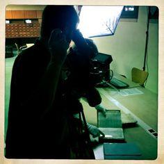 Junipero Serra's books when he was studying at University in Palma. Can Salas Library.   #palma #majorca2013 #connexiójuníper #conexiónjunípero #ib3 #queretaro #californiamissions #juniper300 #juniperoserra