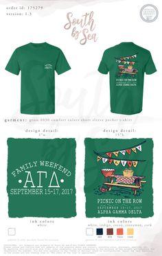 South by Sea | Greek Tee Shirts | Greek Tank Tops | Custom Apparel Design | Custom Greek Apparel | Sorority Tee Shirts | Sorority Tanks | Sorority Shirt Designs | Sorority Shirts | TShirts | Sorority T-Shirts | Classic | Custom Greek TShirts | Greek Life | Sorority Clothes | Sorority T-Shirt Ideas | Custom Designs | Custom | Custom Greek | Sorority | Custom Printed T-Shirts