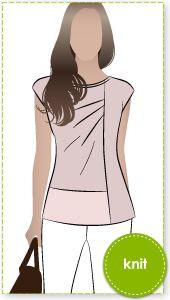 Lotti Knit Top - inspiration
