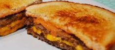 Copy Cat Steak n' Shake Frisco Melt Recipe Burger Recipes, Copycat Recipes, Steak Recipes, Cooking Recipes, Dishes Recipes, Tofu Recipes, Frisco Melt, Frisco Burger, Different Steaks