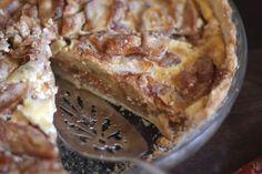 German Apple Pie recipe by Barefeet In The Kitchen