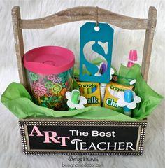 A Gift for an Art Teacher :: Hometalk