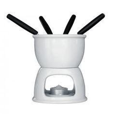Cómo hacer una fondue de chocolate #postre #receta #comida #dulce
