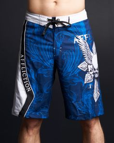 e3af34d410 Boardshorts for him- Great Color! Affliction Men, Boardshorts, Swim Trunks,  Boxers