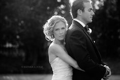 Next to your wedding partner - your PHOTOGRAPHER should be thinking about showcasing YOU!  Someone with skill, knowledge, & heart will take pics you cherish ... and ADORE.  Doesn't this couple look FABULOUS with that backlighting and unique pose??!!