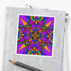 Geometric design with different shapes and colors. • Millions of unique designs by independent artists. Find your thing.