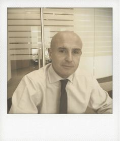 Thomas Casolo. If luxury brands want to find new premises in Italy, Thomas is the man to find it for them!