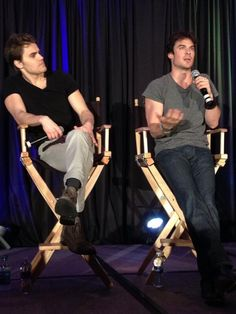 Vampire Diaries New Jersey Convention: The Dead Character Ian Misses Most
