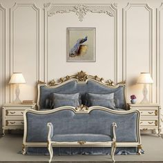 Home Interior Design .Home Interior Design Luxury Bedroom Furniture, Modern Bedroom, Modern Victorian Bedroom, Contemporary Bedroom, Classic Bedroom Decor, Classic Bed Room, French Bedroom Decor, Luxury Bedding, Wood Bedroom