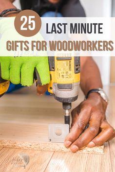 Find the perfect gifts for woodworkers in your life. These functional, simple, and useful gift ideas are sure to be appreciated! Perfect for any occasion. #giftideas #woodworkergifts #AnikasDIYLife Woodworking Tools For Beginners, Scrap Wood Projects, Beginner Woodworking Projects, Wood Working For Beginners, Diy Woodworking, Gift Wraping, Inspirational Gifts, Gifts For Boys, Homemade Gifts