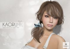 The new work in APRIL. 2014 - KAORU | Fashion in Second Life