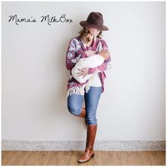 On Trend Fashion + Breastfeeding? Find it in a Mama's MilkBox! Breastfeeding Fashion, Breastfeeding Clothes, Nursing Clothes, Bump Style, Maternity Fashion, Ootd, Fashion Trends, Dresses, Vestidos