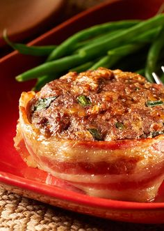 recipe: kraft mini meatloaf bacon [3]