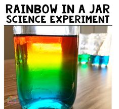 I love incorporating easy science experiments into the classroom as often as I can. I thought this rainbow in a jar science experiment was perfect for March. To make this rainbow in a jar, the students are exploring density by layering sugar water to make a rainbow. The materials are all things you most likely …