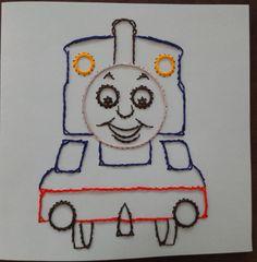 Tanno wordt binnenkort 4 jaar en is gek op treintjes