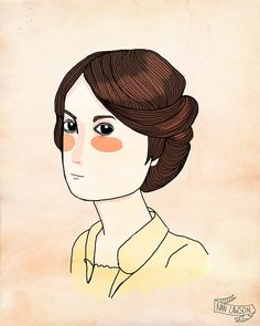 lady mary crawley!
