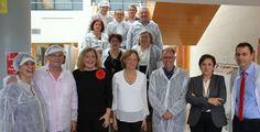 MOTRIL.En el Centro de Desarrollo Turístico (CDT), los eurodiputados han escuchado las propuestas y reivindicaciones de los representantes del sector productor y